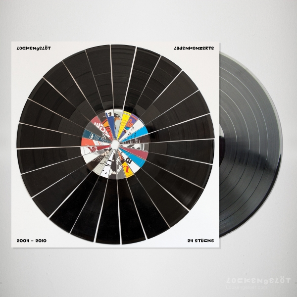 Lockengelöt Ladenkonzert Sampler (2LP)